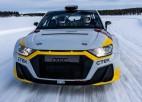 """""""Audi Quattro"""" atgriežas rallijā (+video)"""