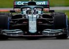 """""""Aston Martin"""" komanda piecu gadu laikā sola pirmo F1 titulu"""
