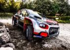 Ostbergs atgriežas WRC, mērķis - WRC2 čempiontituls