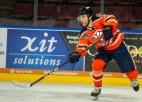 """Jakam viens metiens pa vārtiem """"Condors"""" uzvarā AHL spēlē"""
