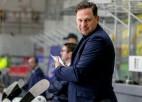 """Vai mājas ledus palīdzēs """"Liepājai"""" svinēt pirmo uzvaru OHL pusfinālā?"""