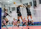 Sieviešu volejbola čempionāta finālā spēlēs RVS/LU un VK ''Jelgava''