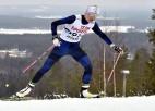 Mekereinena piektā Somijas čempionātā distanču slēpošanā, uzvar veterāne Roponena