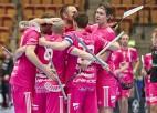 """""""IBF Falun"""" līderi ieved komandu SSL pusfinālā"""