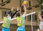 """""""Jēkabpils Lūši"""" vēlreiz uzvar un panāk zelta spēli Latvijas čempionāta finālā"""