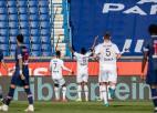 """""""Lille"""" līderu cīņā pieveic PSG un atgūst vadību, """"Monaco"""" ielaužas trijniekā"""
