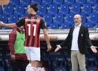 Zlatanam sarkanā kartīte, ''Milan'' nosargā uzvaru pret ''Parma''