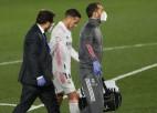 """""""Real Madrid"""" problēmas turpinās – Vaskesam pēc """"El Clasico"""" sezona beigusies"""