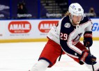 Laines otrie vārti nopelna Kolumbusai punktu, Stāls piespēlē savā tūkstošajā spēlē NHL