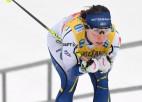 Titulētā zviedriete Kalla turpinās karjeru un startēs Olimpiskajās spēlēs Ķīnā