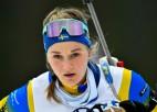 Nilsone iekļauta Zviedrijas biatlona galvenajā izlasē