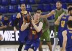 """Siliņam 8+7 pret """"Unics"""", Šmita """"Barcelona"""" izcīna 27. panākumu ACB līgā"""