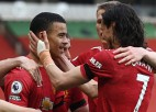 """Grīnvudam dublis, """"United"""" uzvar un saglabā cerību dzīvu, """"Arsenal"""" izrauj punktu"""
