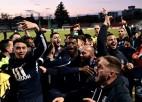 Ceturtās līgas klubs iekļūst Francijas kausa pusfinālā; Monpeljē izglābjas