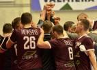 Latvijai smags uzdevums Valmierā – divkārtējā pasaules vicečempione Norvēģija