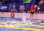 Šīs nedēļas nogales OS kvalifikācijas sacensības peldēšanā pārceltas uz maija vidu