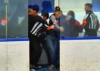 Video: Skatītāji mēģina pāraudzināt tiesnešus