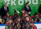 IIHF trešais spēka rangs: Latvija paceļas uz piekto vietu, līderos izvirzās Slovākija