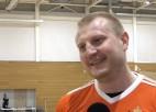 """Video: Bogdanovs: """"Pieredze mums ir"""""""
