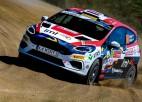 Sesks ātrākais Portugāles WRC treniņos savā klasē