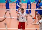 Latvijas vīriešu izlase pārbaudes spēlē spraigā cīņā atzīst Igaunijas pārākumu