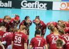Sieviešu florbola izlase noskaidro savas pretinieces pasaules čempionātā