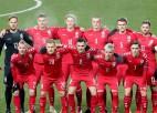 Lietuvas futbola federācija atsakās no pārbaudes spēles pret Baltkrievijas U21 izlasi