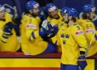 PČ desmitā diena: aizas malā esošajai Zviedrijai jāuzvar līderi slovāki