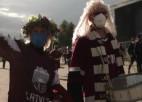 Video: Līdzjutēju ierašanās pasaules čempionātā hokejā