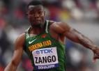 Zango trīssolī pārsniedz 17,5m, Poci labākais laiks Eiropā 110m/b
