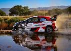 """Ožjē uzvar Sardīnijā, tikai četras WRC mašīnas finišē """"Top 10"""""""