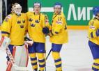 Zviedru vārtsargs Fasts pēc nesekmīgā pasaules čempionāta beidz karjeru