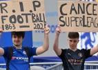 Premjerlīga sodīs Superlīgā iesaistītos klubus ar 20 miljonu sterliņu mārciņu sodu