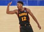 """Atlantas """"Hawks"""" """"play-off"""" nāksies iztikt bez viena no vadošajiem spēlētājiem"""