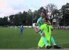 Video: ''Valmiera'' pārtrauc RFS uzvaru sēriju