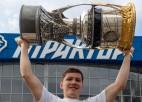 Video: Hārtlija audzēknis Gagarina kausā sagatavo auksto zupu