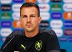Čehijas kapteinis Darida pēc izstāšanās ceturtdaļfinālā paziņo par karjeras beigām izlasē