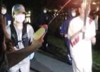 Video: Kundze ar ūdens pistoli uzbrūk olimpiskajai ugunij