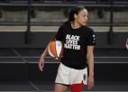 <i>Holivuda</i> diskvalificēta: kas notiek ar WNBA drafta ceturto numuru?