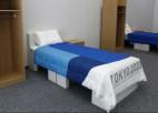 Tokijā gultas no kartona, lai neļautu sportistiem nodoties mīlas priekiem