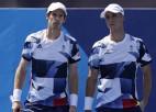 Divkārtējais olimpiskais čempions Marejs Tokijā piedalīsies tikai dubultspēļu turnīrā