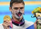 Krievijas Olimpiskā komiteja aizstāv peldētāju Rilovu pret Mērfija aizdomām par dopingu