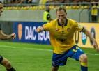 Cigaņikam Slovākijā rezultatīva piespēle, Uldriķim Šveicē sagrāve ar 1:6