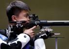 Šaušanas sacensības Tokijā noslēdzas ar Francijas un Ķīnas zelta medaļām