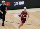 Briedei astoņi punkti pēc kārtas, Latvija atspēlējas un minimāli zaudē Somijai