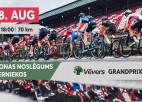 Trešdien ''Biķernieku apļi'' noslēgsies ar ''VĒVERS Grand Prix'' 70km grupas braucienu
