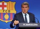 "Laporta ilgā preses konferencē <i>iznīcina</i> Bartumeu: ""Barselonas parādi ir 1,35 miljardi"""
