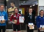 Ivanova un Mežinskis uzvar svarcelšanas sacensībās Tartu