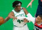 NBA karjerā 16 spēles starta sastāvā sākušais Viljamss noslēdz 54 miljonu līgumu
