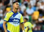 Mediji: Ronaldu ir atvadījies no komandas biedriem un pametis ''Juventus'' nometni